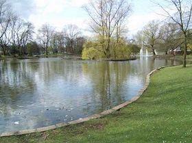 Hanley park lake © Norma Williamson