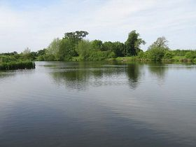 Hartpury College Lake © Bill Field