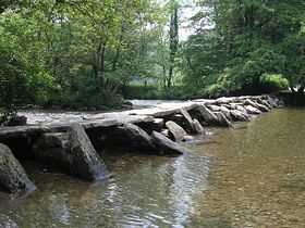 Tarr Steps © Rod Morris