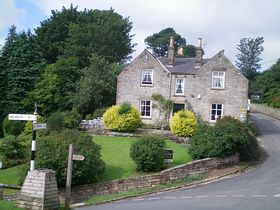 The inn at Hawnby © Philip Cookson