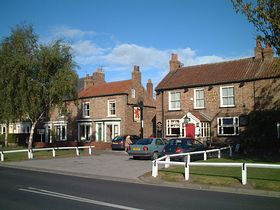 View of the Red Lion © Graham Lacey