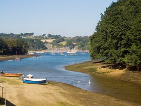 Helford Creek © PwBatchelor