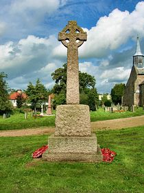 The War Memorial © Peggy Cannell