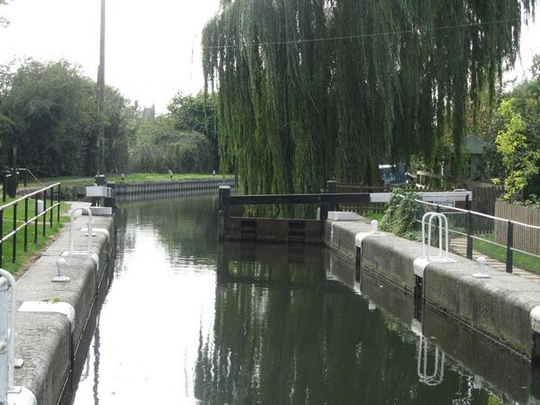 Hertford Lock