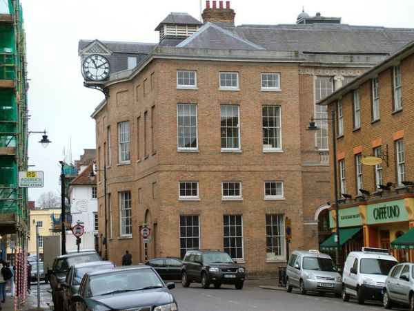 Shire Hall Hertford