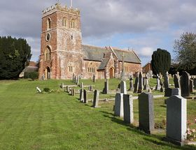 St Michael and All Angels Church, Clyst Honiton (c) Roger Cornfoot via Wikimedia Commons