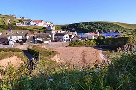 View of Hope Cove © Ken Brazier
