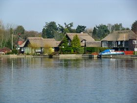 A View of Horning. © Peggy Cannell