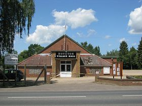 The Village Hall © Peggy Cannell