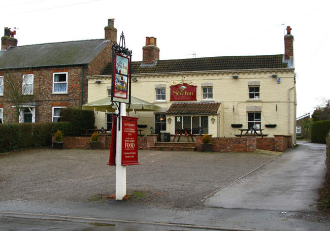 The New Inn Huby