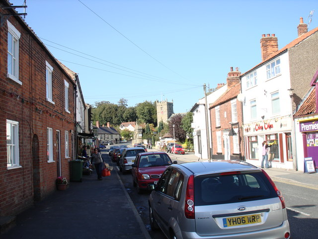 Things to do in Hunmanby