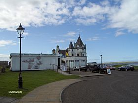 One view of John O' Groats Hotel © James E Craig