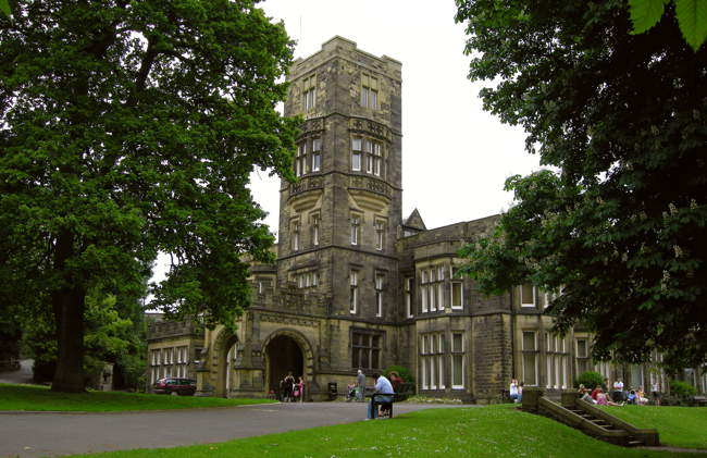 Cliffe Castle Museum Keighley