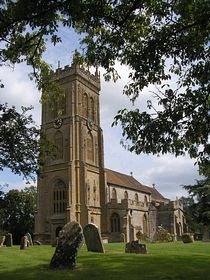 St Martins Church © Rod Morris