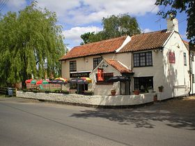 The Village Pub © Cathy Moncrieff