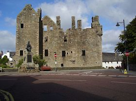 MacLellans Castle Kirkcudbright © Logan Laurie