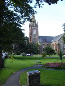 Parish Kirk Kirkcudbright © Logan Laurie