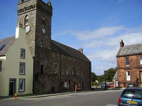 Tollbooth Kirkcudbright © Logan Laurie