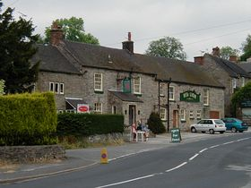 The village Pub © Willow Bank