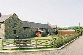 South Farm Granary & Stables, Lamesley ©Ian Gair