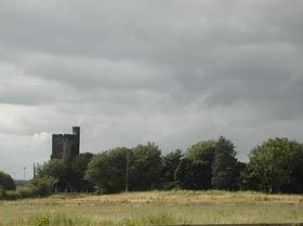 Lamesley church on cloudy day ©Ian Gair
