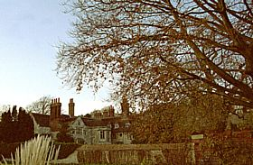 Southover Grange and Gardens © Diana Hitchin