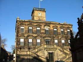 Town Hall Linlithgow (c) Wendy Lost Penguin via Flickr