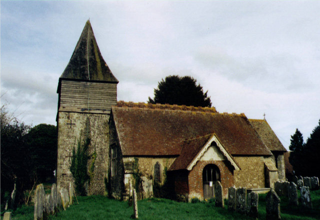St Peter Church Liss