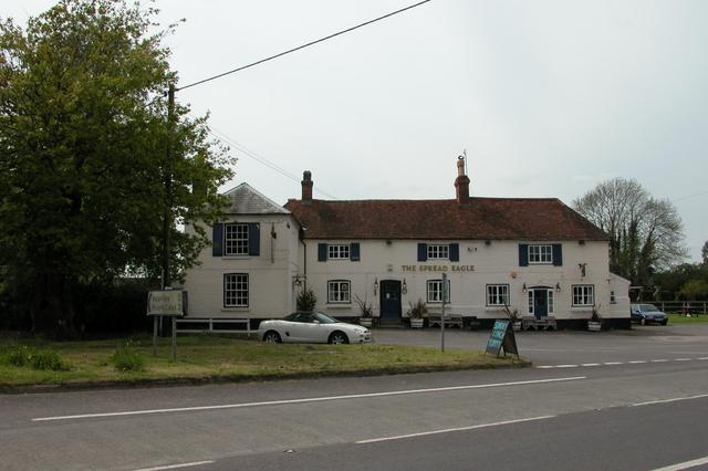 The Spead Eagle Pub