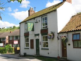 The Cross Keys Pub. © Louise E. Wright