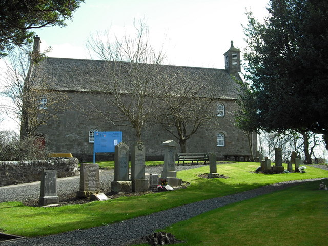Livingston Old Kirk