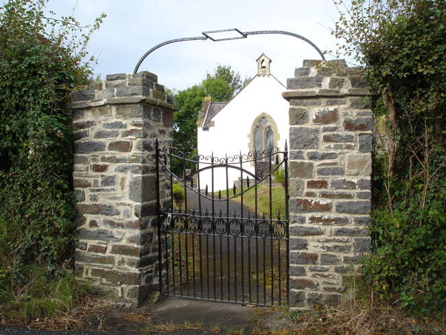 Church Gate © Linden Jenkins