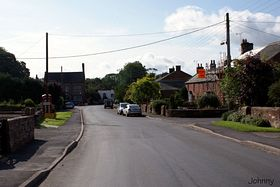 View of Long Marton © Johnny Acton