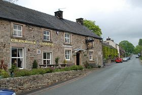 The Cheshire Cheese Longnor by Steve Rhodes