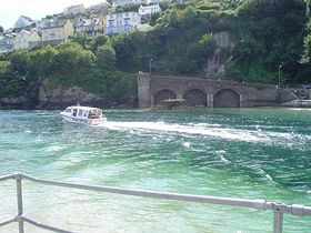River in Looe
