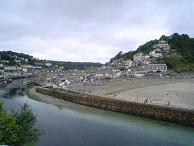 View of Looe