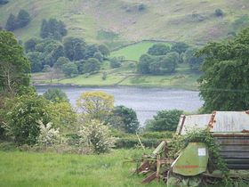 Loweswater from Askhill Farm © Sheila J Drewery