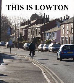 View of Lowton © Alan Nixon Lowton Website