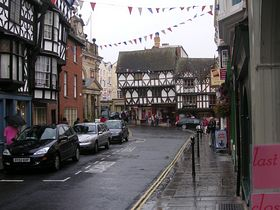 View of Ludlow © Peter Shortall