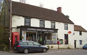 Ludwell Post Office and Shop © Zoran Matic