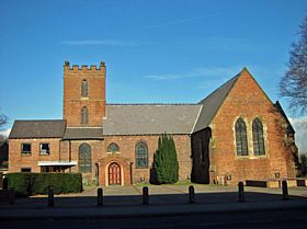 Christ Church, High St, Lye © Pat Hughes