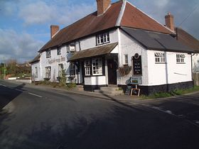 The Royal George, Lyonshall © Chris H.E. Smith