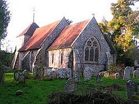 Madehurst Church © Michael Jones