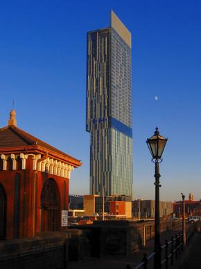 Beetham Tower