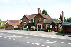 Local public house, the Black Bull, Margaretting © Michael Scott