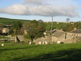 View of Marrick © Andrew Potter