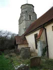 St Peters Church Marsh Baldon South Front ©  Don Evemy
