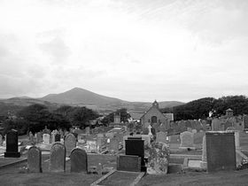 Maughold cemetary Christopher Jones Photography 2007