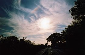 Road out of Maughold Christopher Jones Photography 2007