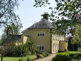 The Vicarage. © Peggy Cannell